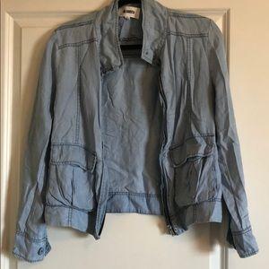 Bb Dakota chambray jacket